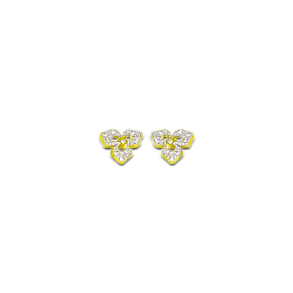 SENORITAS Elegant Stones Studded Earrings