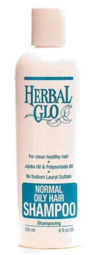 Segals HerbalGlo Normal/Oily Hair Treatment Shampoo