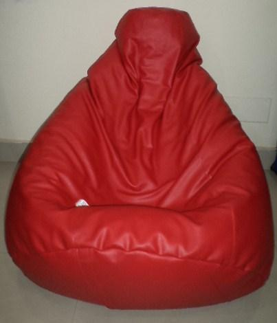 Bean Bag Cover in Red Colour