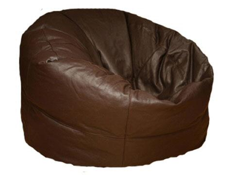 Bean Bag Cover in Brown Colour