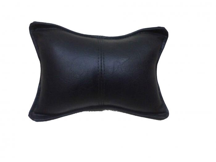 Pair of Bean Bag Neck Support Black