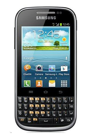 new samsung galaxy chat b5330 android4 0 gsm touch n type