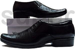 Wood Italy Slipon Formal Office Shoes Sizes 10