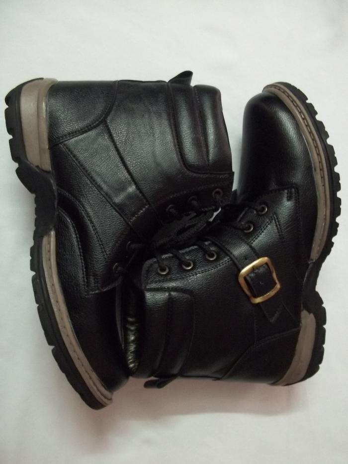 Men Woodland Alike Rado Casual Boot Shoe 100 Leather Size 9