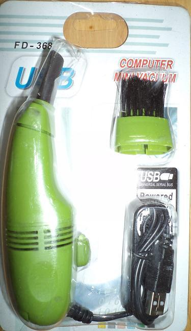 USB MINI Vacuum Cleaner for Laptop & computer