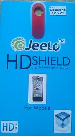 High Defination Screen Protector for Samsung S5222