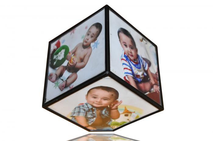 Photo Cube Personalized Gifts