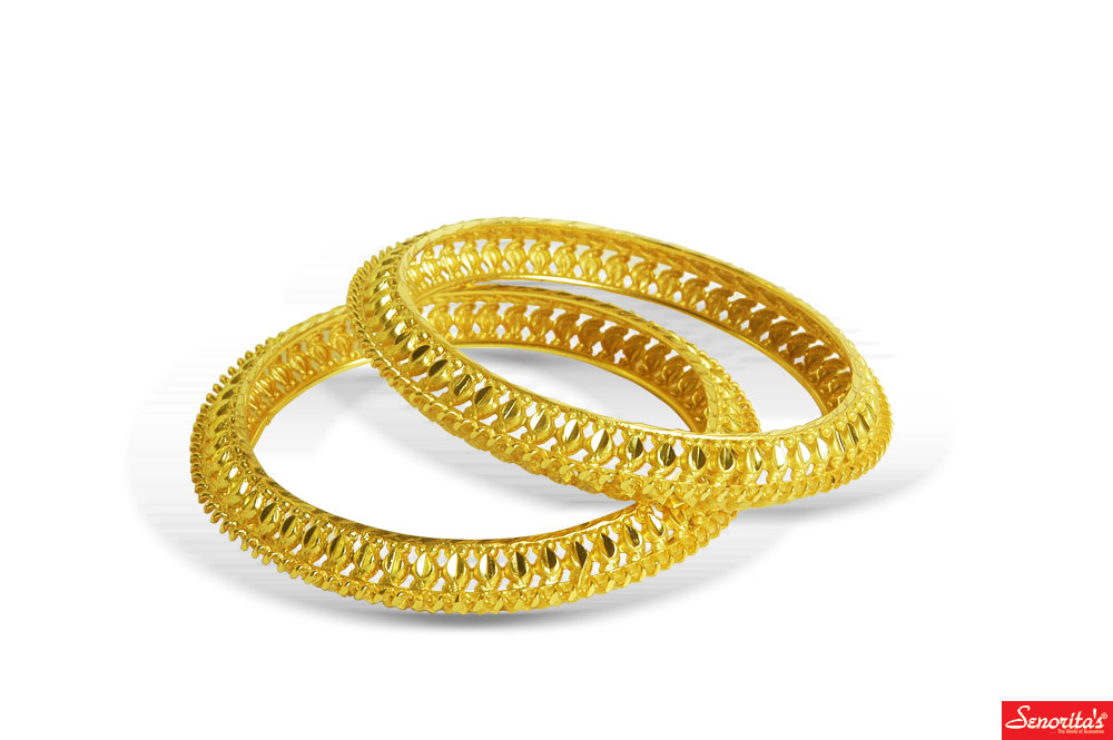 gold cuban bangles bangle miami bracelet products thick solid
