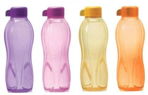 Tupperware Aqua Safe 500 ML Bottle Set of 4 Pcs