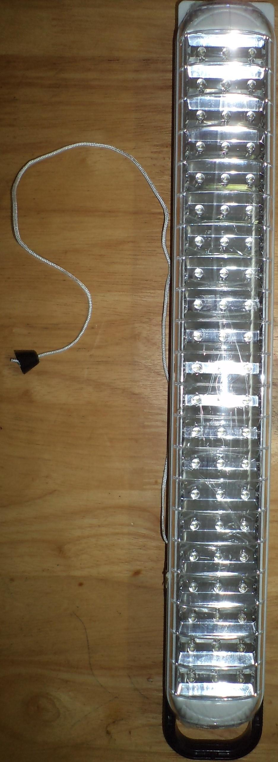 63 LEDs RECHARGEABLE EMERGENGY LIGHT